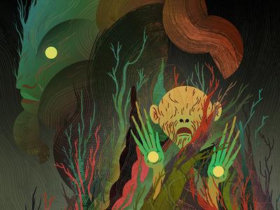 Pan's Labyrinth - Labyrinths & Monsters Art Show