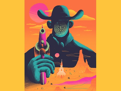 Westworld - Idiot Box Art Show