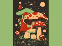 Mushroom Kingdom Rough