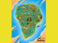 Isla Nublar - 90s Art Show