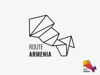 logo for Route Armenia