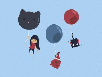 Crimson Lazuli and The Cats