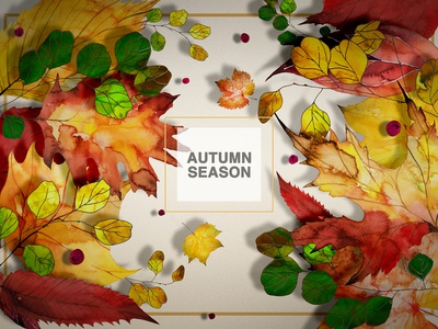 Autumn Background #3