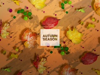 Autumn Background #4