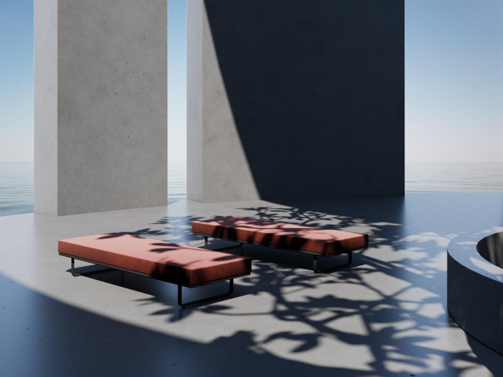 Exterior / Set design wallpaper visualization set design setdesign render product design objects minimalism interior design furniture design design corona architecture design architecture 3dmax