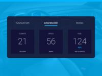 Car Interface Ui #034