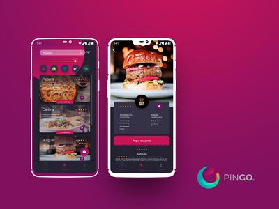 Concept app food voucher