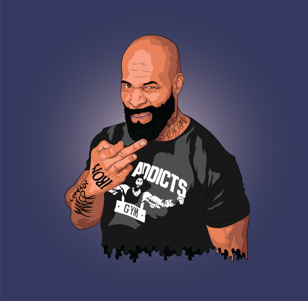 City Fletcher ct fletcher portrait art vector illustration vector art pop-art