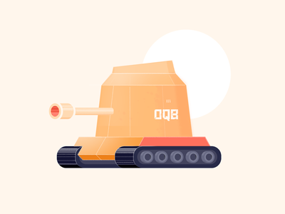 Tank vehicle toy army canon military illustration war battle thanks tank