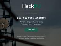 HackBU - Binghamton University