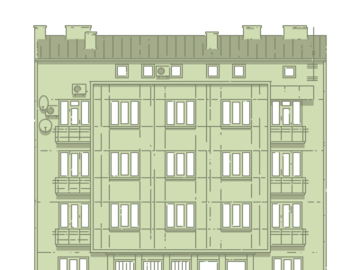 Lviv Houses — 31 Lychakivska St