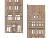 Lviv Houses — 4 Kniazia Romana St