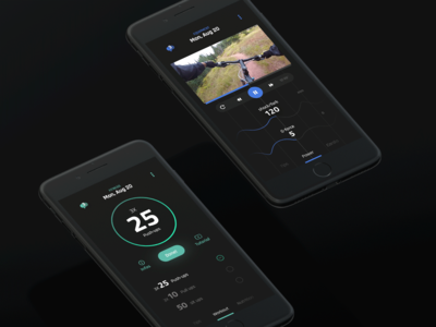 muShin / Mobile App Design
