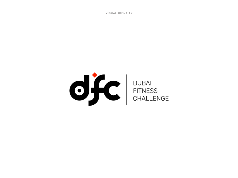 Dubai Fitness Challenge / logo