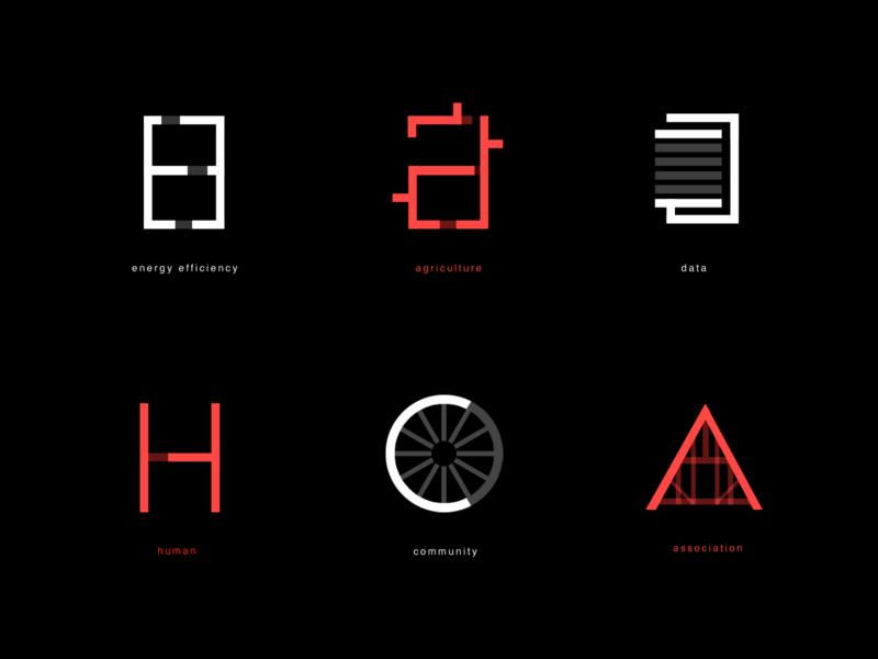 L'HERMITAGE / Visual Language