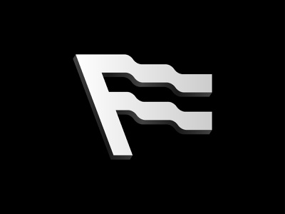 F + Flag typography logomark symbol lettermark f flag minimal minimal logo design minimalist logo minimal logo minimalism logodesign logo design logo