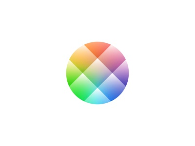 Colorful Abstract Logo symbol identity colorful brand identity colorful symbol colorful abstract logo abstract logo orange logo blue logo purple logo pink logo red logo yellow logo colorful design clean logo simple logo logodesign colorful logo design colorful logo logo design logo