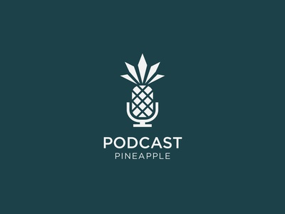 Podcast Pineapple Logo