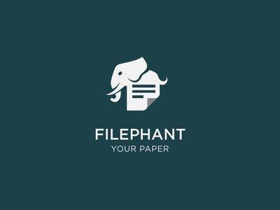 Filephant Logo