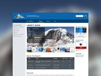 SummitPost Redesign - Route