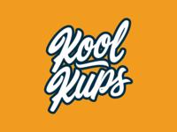 Kool Kups Logotype