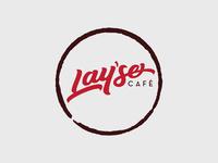 Layse Cafe Logotype