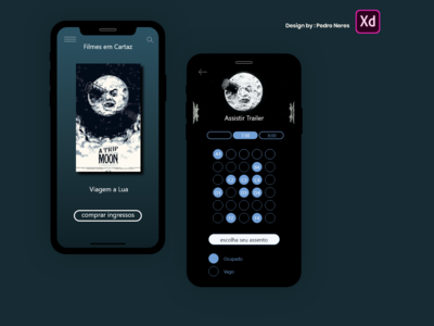 Design app Cinema