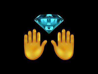 Diamond Hands wallstreetbets stocks gamestop stonks gme hands diamond