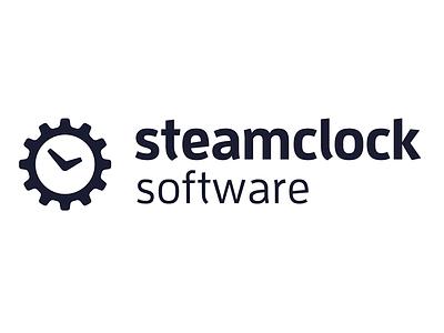 Steamclock Logo Redesign branding logo