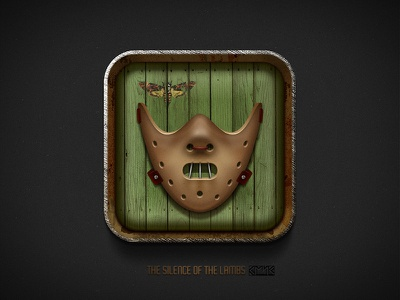 The Silence Of The Lambs Icon hannibal mask icon movie