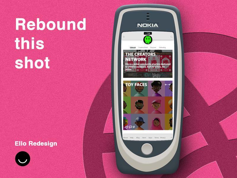Ello Redesign nokia redesigned rebound redesign concept ello redesign