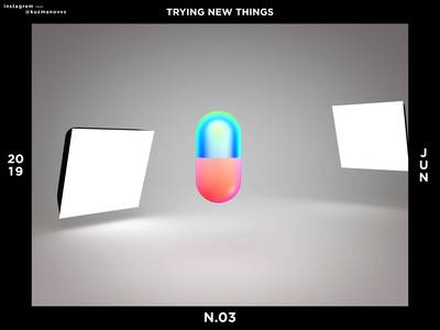 Trying New Things N.03