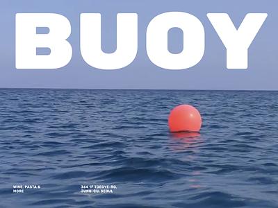 BUOY Branding