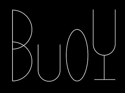BUOY Slim branding