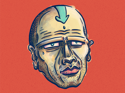 Avatar: The Last Crackbender ipad pro procreate illustration avatar the last airbender atla avatar
