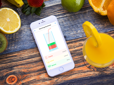Juice Advice App
