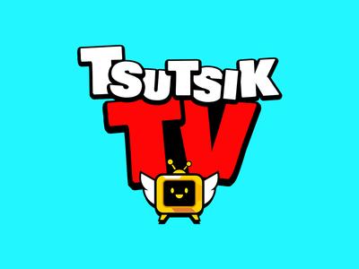 TsutsikTV Ident Logo