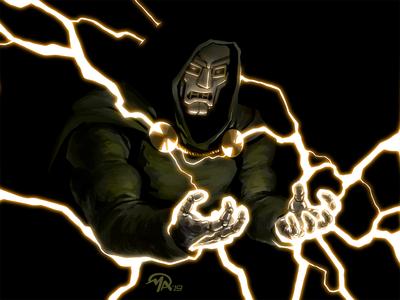 Doctober 26: Dr. Doom