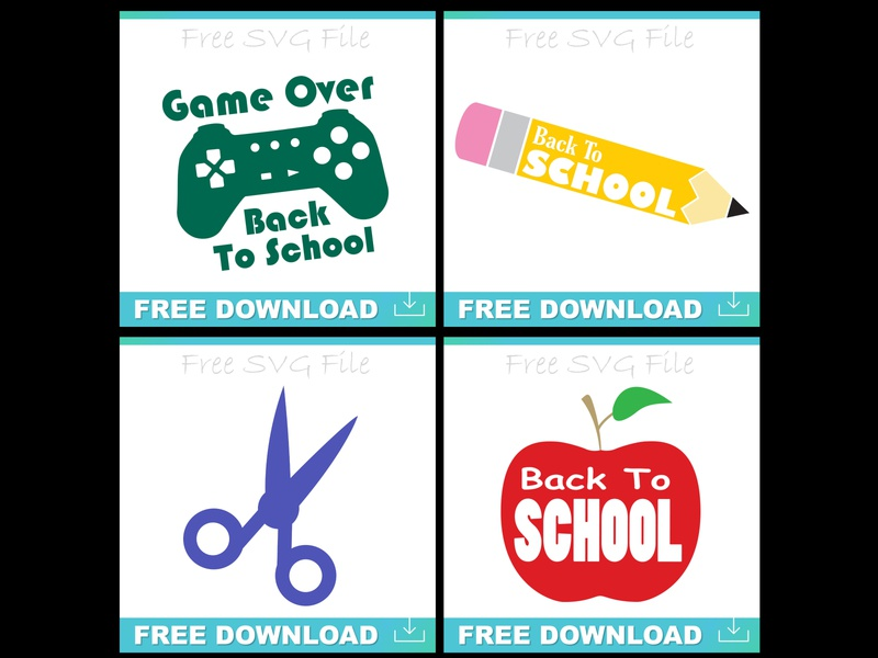 Back To School svg Files clipart teacher school back to school svg digital art