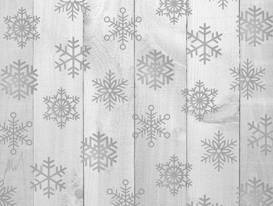 Christmas Snow on Wood Design snowflake snow christmas design digital art background abstact
