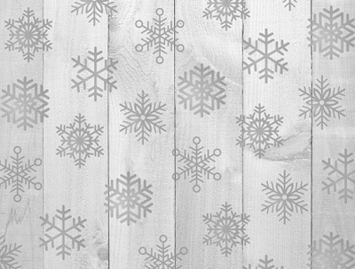 Christmas Snow on Wood Design snowflake snow christmas design digital art background abstact