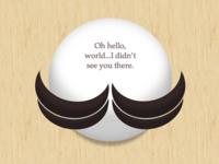 CSS Mustache
