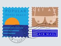 Destinations – Sydney Stamps 02