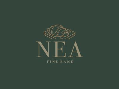 NEA Fine Bake Cafe Logo