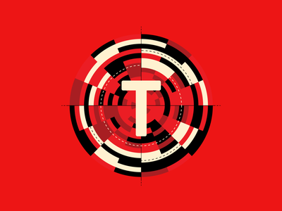 Logo Design for Tectonic Theater Project brand identity logo brand illustration identity flat design vector illustrator adobe illustrator