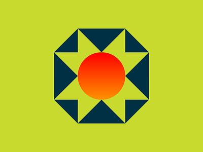 Geometric Pattern Concept textile pattern geometric flat illustration design vector illustrator adobe illustrator