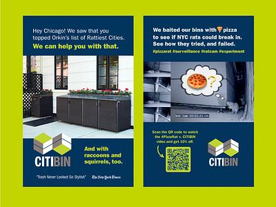 Citibin Logo Design trademark logos brandidentity geometric flat illustration vector illustrator design adobe illustrator brand branding logo graphic design