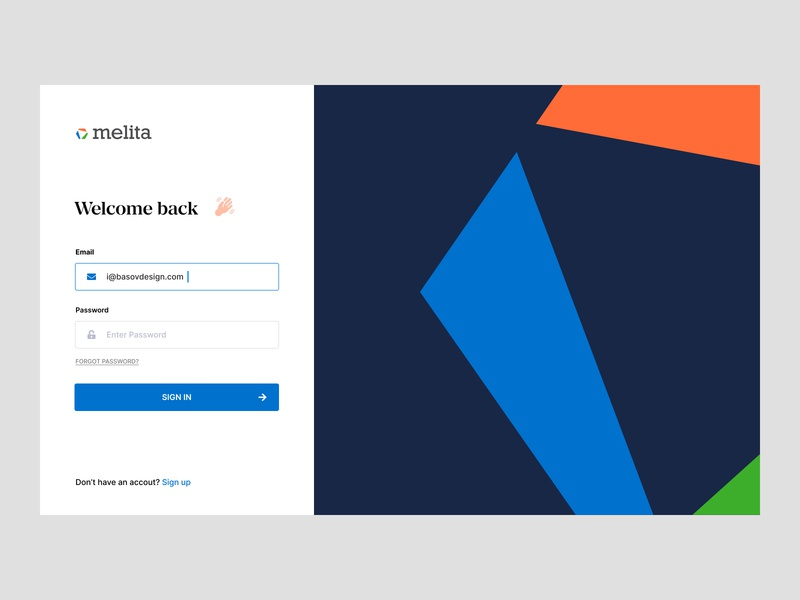 Dashboard for Melita Group. MyMelita ux mobile branding flat basovdesign ui website responsive minimal dashboard app dashboard ui