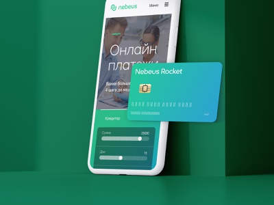 Mobile Crypto app and card for Nebeus website | Crypto Bank money app money4 ui design crypto currency crypto bank crypto wallet ecommerce app ecommerce branding webdesign responsive website crypto cards card mobile design mobile app mobile ui minimal ui crypto