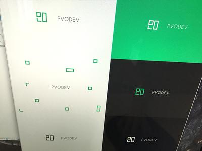 PVODEV branding